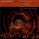 Henryk Górecki: Symphony No. 3 (Symphony Of Sorrowful Songs) - Beth Gibbons & The Polish National Radio Symphony Orchestra