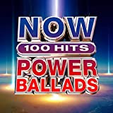 NOW 100 Hits Power Ballads - Various Artists