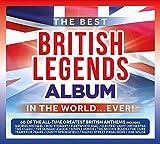 The Best British Legends Album In The World... Ever!