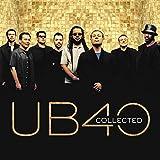 UB40 Collected (Gatefold sleeve) [180 gm 2LP transparent vinyl]