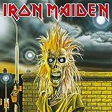 Iron Maiden (40th Anniversary Limited Edition Clear Vinyl) [VINYL]