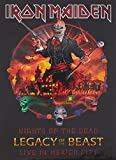 Nights Of The Dead - Legacy Of The Beast : Live In Mexico City (Deluxe 2CD Book)