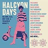 Halcyon Days ~ 60s Mod, R&B, Brit Soul & Freakbeat Nuggets (3CD)
