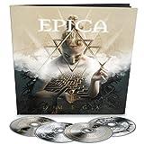 Omega (Lim. 48p Earbook incl. Bonus acoustic CD, orchestral CD & instrumental CD)