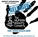 ¡RELEASED! The Human Rights Concerts 1988: Human Rights Now! (2CD Digipak)
