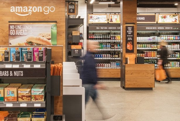 Amazon Go, le supermarché du futur ?