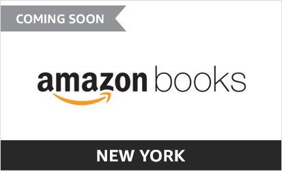 Amazon Books at 34th Street