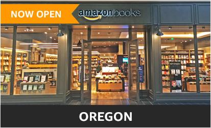 Amazon Books at Washington Square