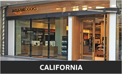 Amazon Books at Westfield Century City