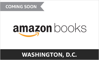 Amazon Books at Georgetown