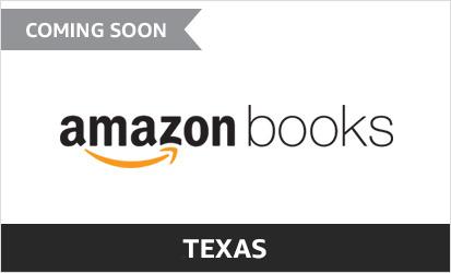 Amazon Books at Domain NORTHSIDE