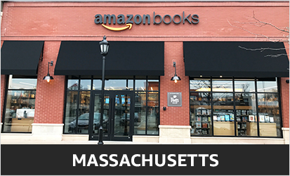 Amazon Books at Legacy Place