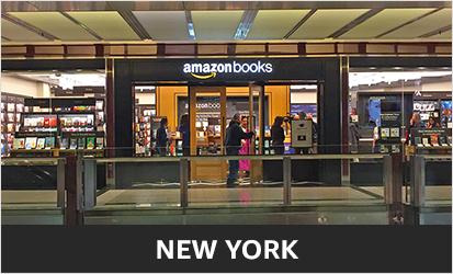 Amazon Books at The Shops at Columbus Circle