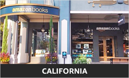 Amazon Books at Santana Row