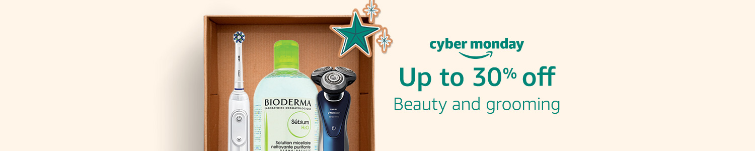 Beauty Cyber Monday