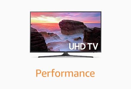Performance TVs