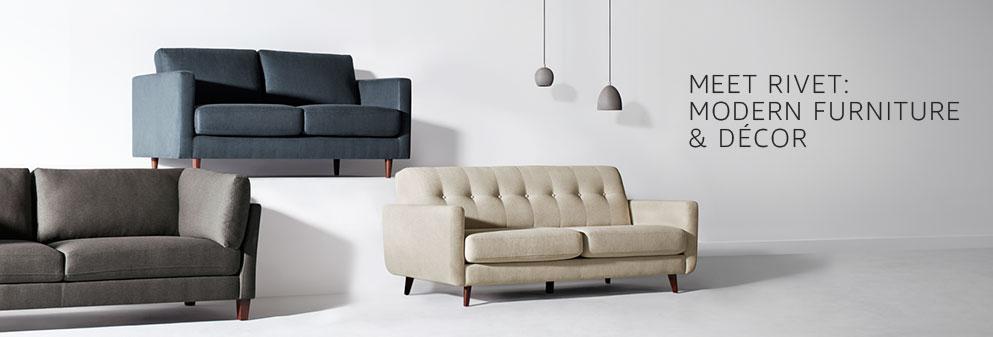 Meet Rivet: Modern Furniture U0026 Decor