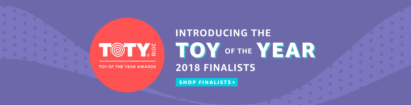 Introducing the Toy of the Year 2018 Finalists