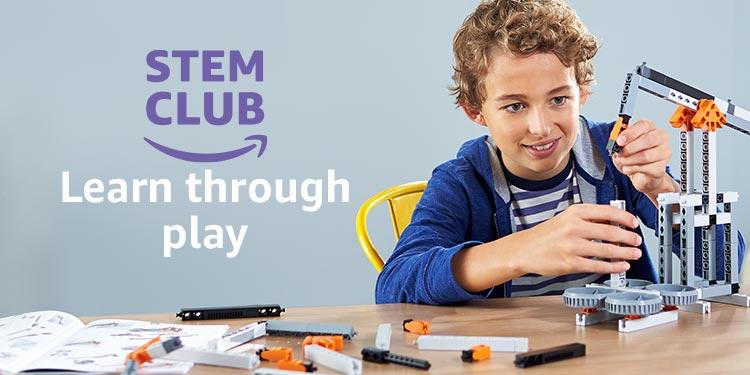 STEM Club Learn through play