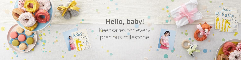 Keepstakes for every milestone