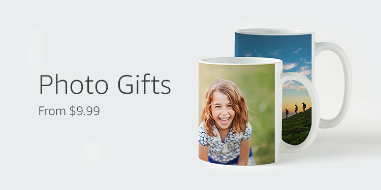 Photo Gifts, From $9.99