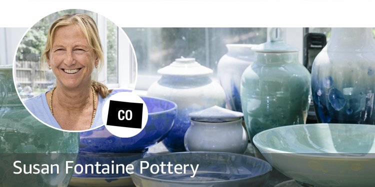 Susan Fontaine Pottery