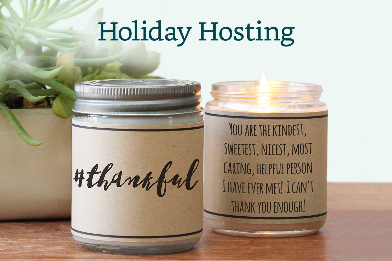 Holiday Hosting