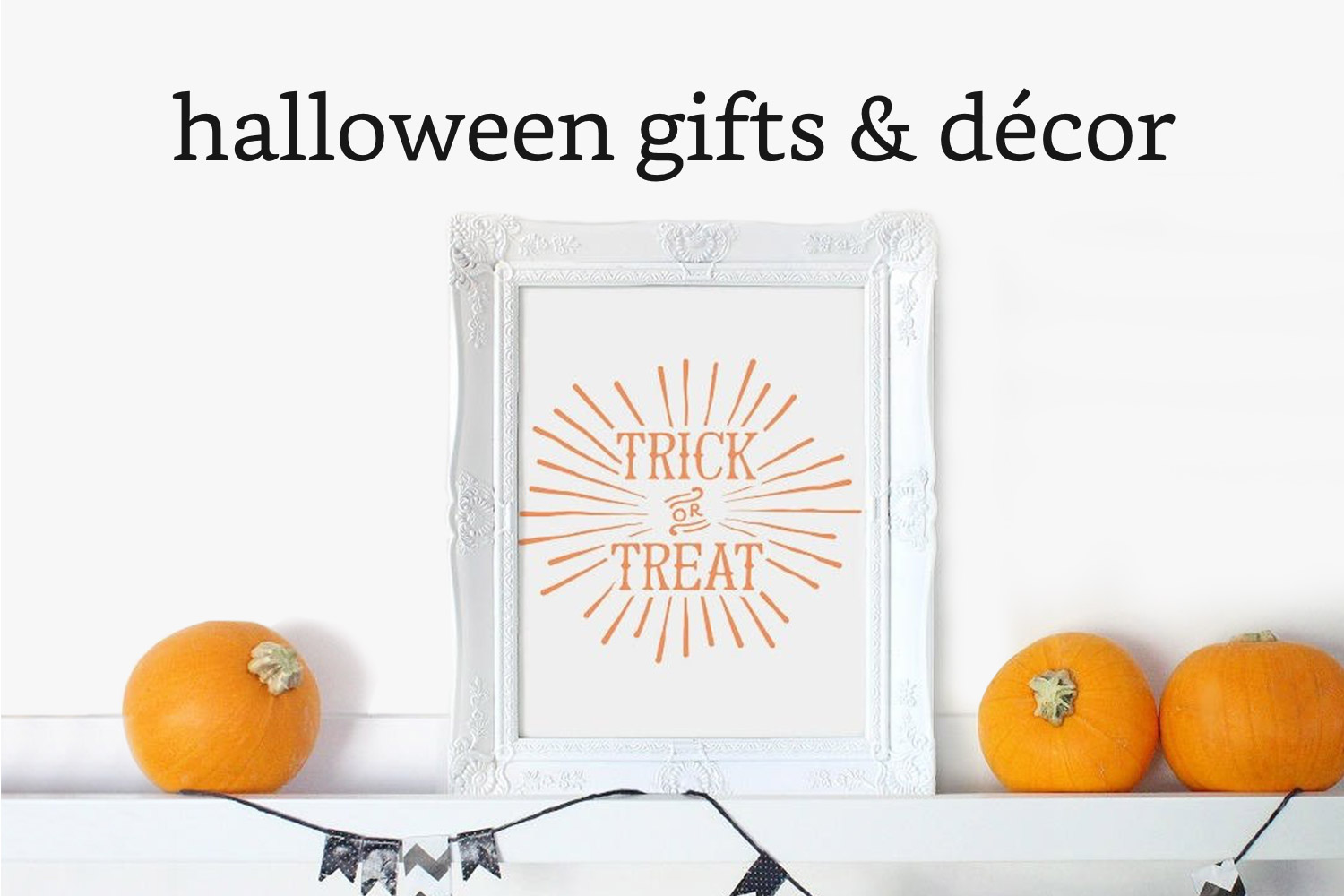 Handmade Halloween Gifts and Decorations