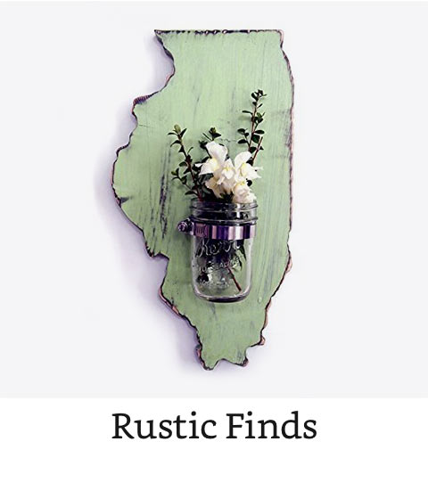 Rustic Finds