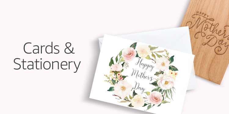 Handmade Mother's Day Cards & Stationary
