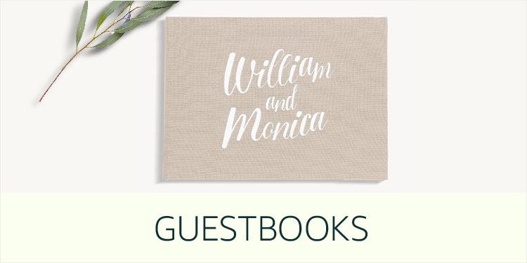 Handmade Guestbooks