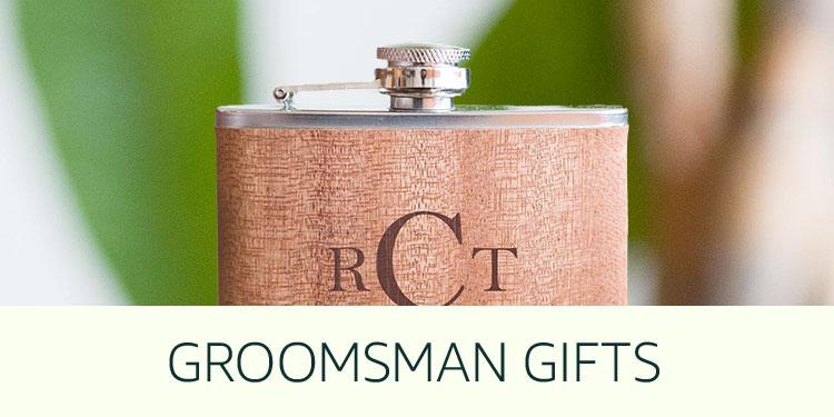 Handmade Groomsman Gifts