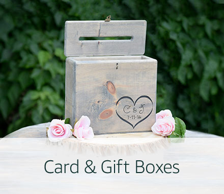 Handmade Card & Gift Boxes