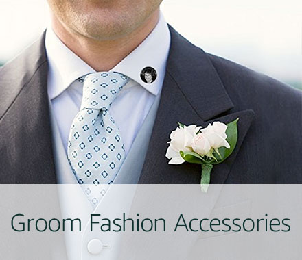 Handmade Fashion Accessories for Grooms