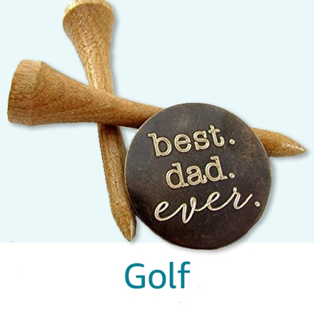 Handmade Gifts for the Golfer