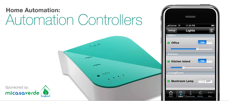 Home Automation: Automation Controllers Guide