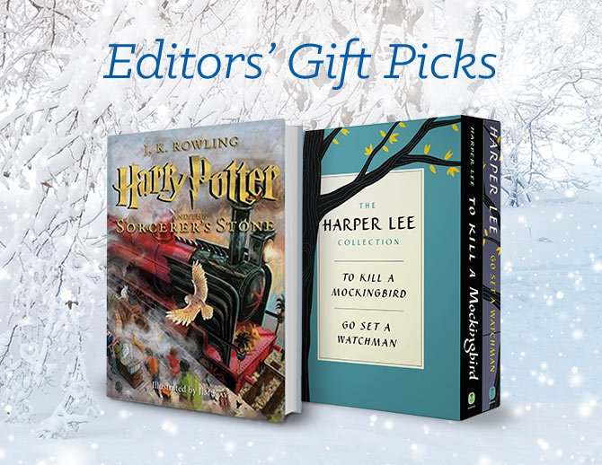 Editors' Gift Picks