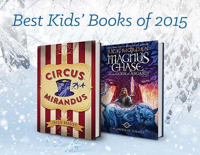 Best Kids' Books of 2015
