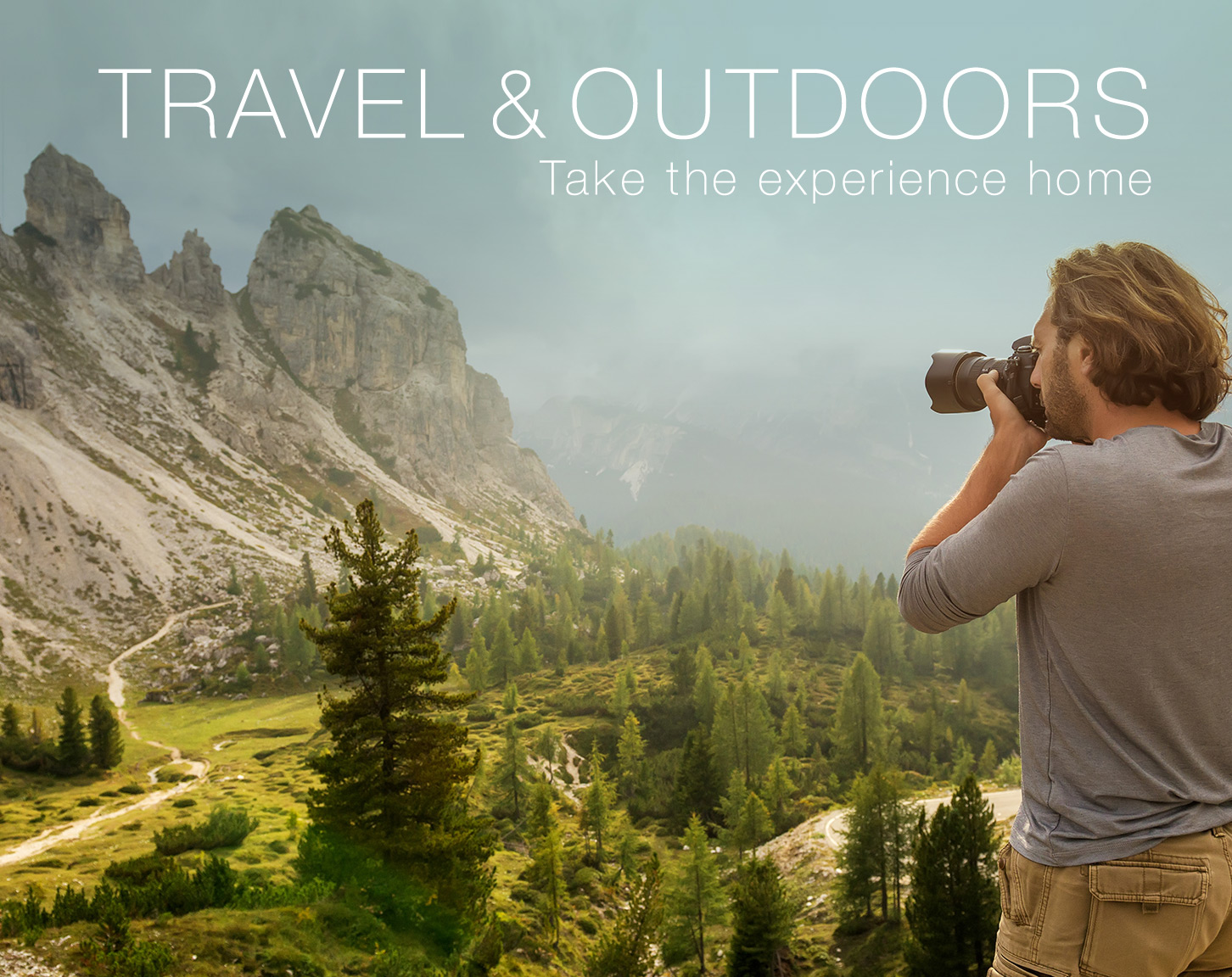 Travel and Outdoors Photography Store