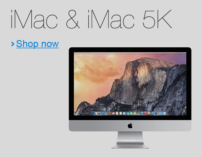 iMac & iMac 5K