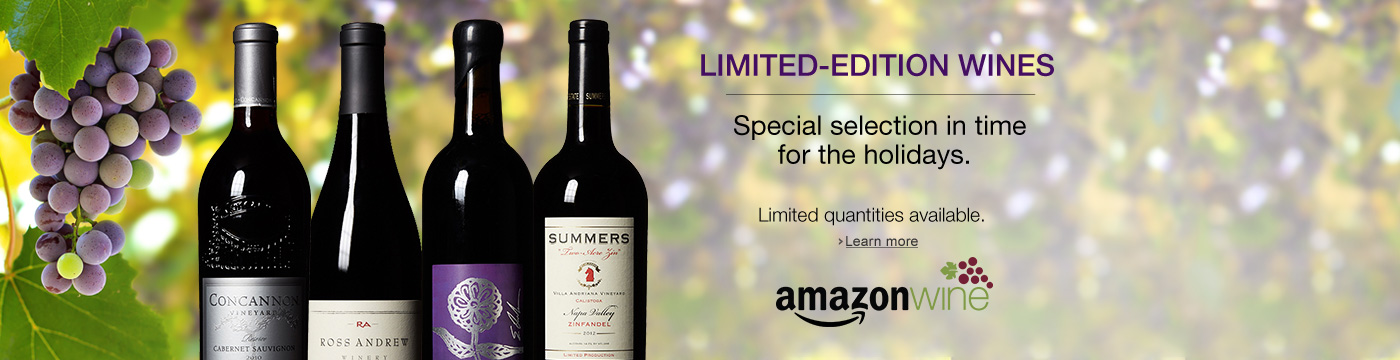 Limited-Edition Wines