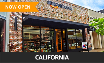 Amazon Books at Westfield UTC
