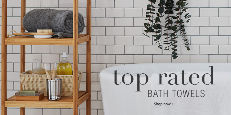 Top-Rated Bath Towels