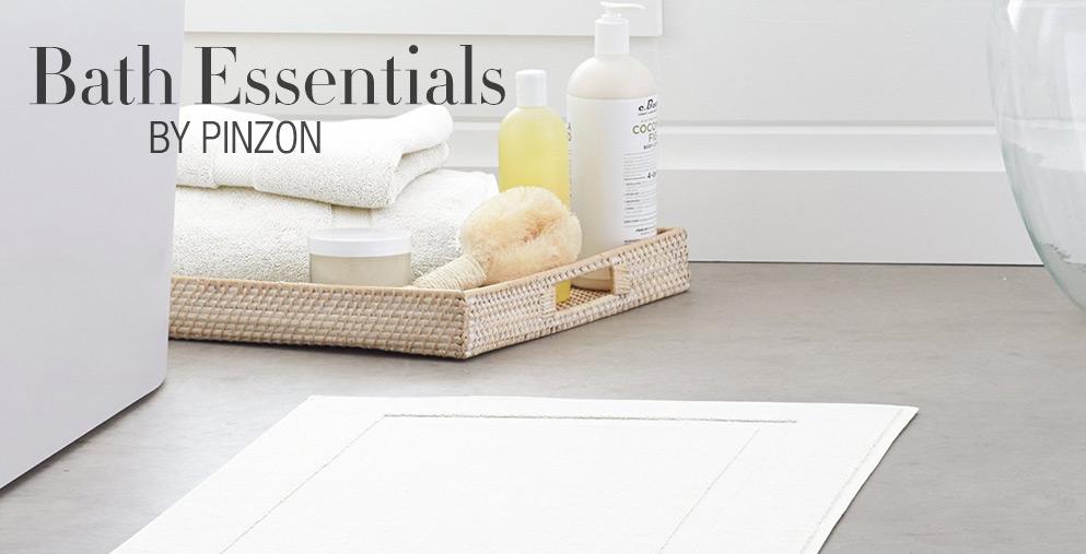 Bath Essentials By Pinzon