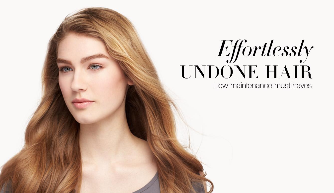 Undone Hair