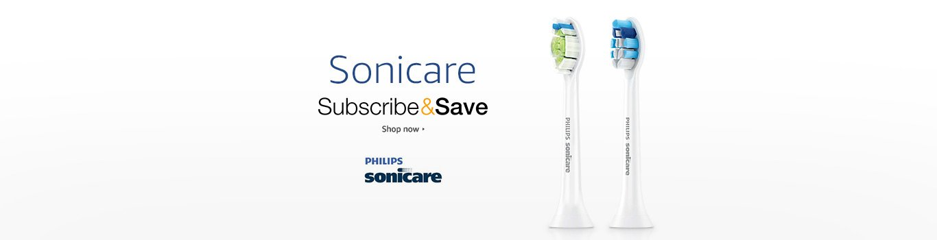 Subscribe and Save with Sonicare