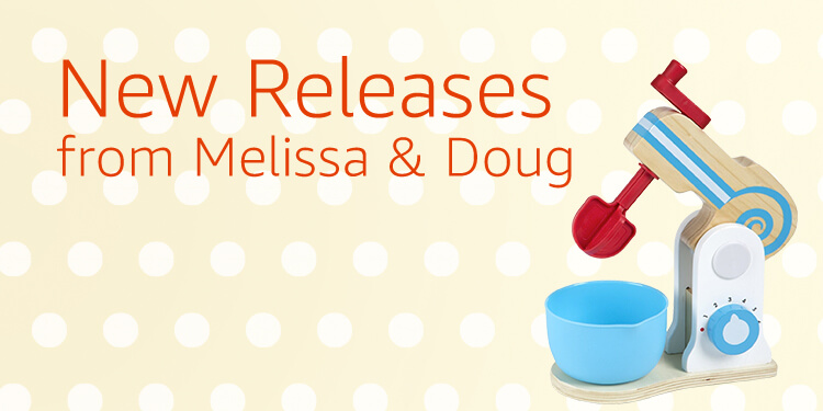 New Releases from Melissa & Doug