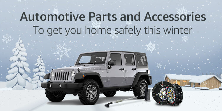 Parts and accessories for driving in winter