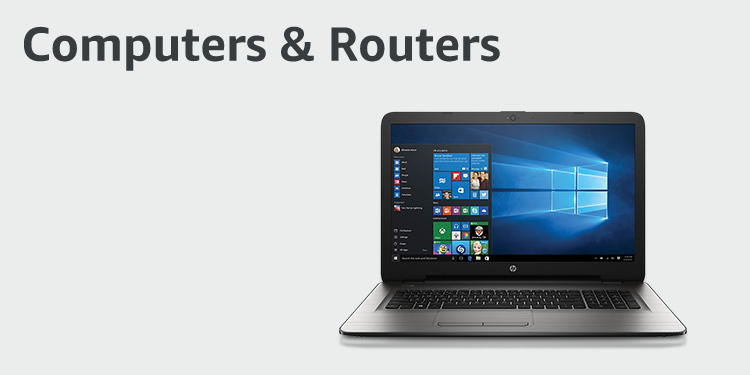 Computers & Routers