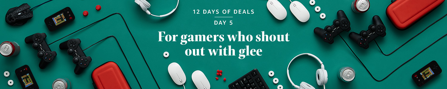 Day 5: 12 Days of Deals